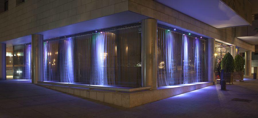 Dime restaurante sagitario lighting - Iluminacion led decorativa ...