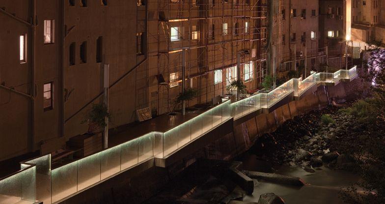 Museo De Las Aguas Andorra Sagitario Lighting