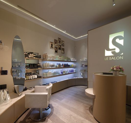 Peluquer a le salon sagitario lighting - Proyecto de peluqueria ...
