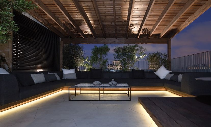 Hotel MANDARIN ORIENTAL - Sagitario Lighting