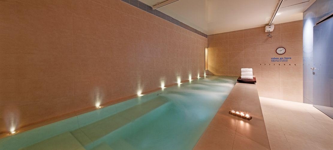 Hotel W Vela Spa Sagitario Lighting